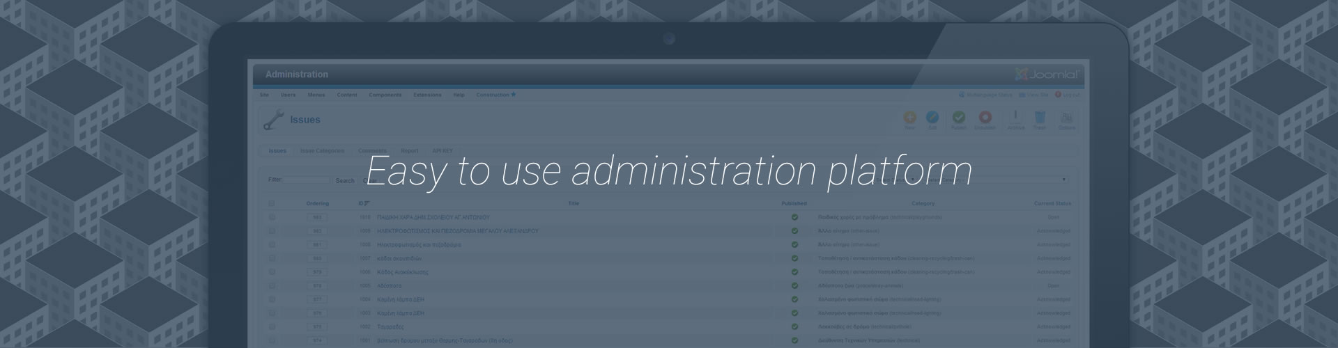 Administrating
